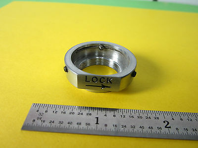 Microscope Part Beck London Objective Holder Optics Bin#19V-92