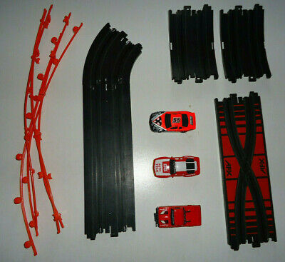 AFX Lot! >TURBO CHASSIS _GMC TRUCK +CHEVY & CAMARO NAS! =3Body _1Chassis _Tracks