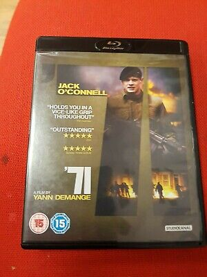 '71 Blu-ray (2015) Jack O'Connell