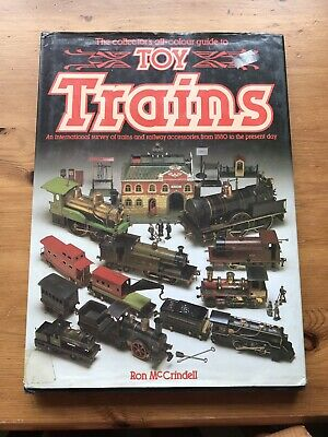 The Collectors All Colour Guide to Toy Trains Book, Model Railway, O Gauge Etc