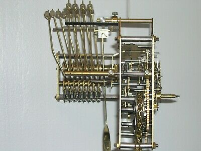 Hermle 8 Day Grandfather Clock Mechanism