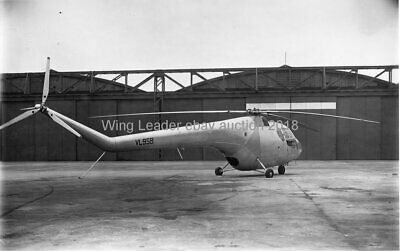 Bristol Type 171 Wasp - Original Aviation Photo - Moyes & Bowyer Collections