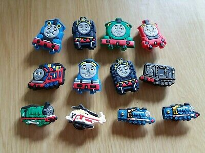 12 Thomas The Tank Engine And Friends Croc Charms