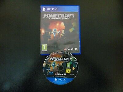 Minecraft Playstation 4 Edition Ps4 Game Buy It Now.