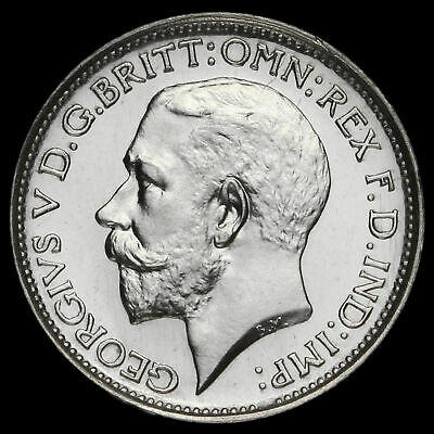 1912 George V Silver Maundy Fourpence, Uncirculated
