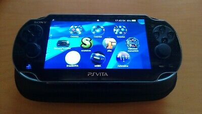 PS VITA OLED 3 65, WIFI  SD2Vita 200GB  Enso Freeshop PKGi