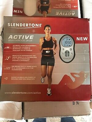 Slendertone Unisex Flex Abs3 Abdominal Toning Belt Unit Abs Exercise Fitness