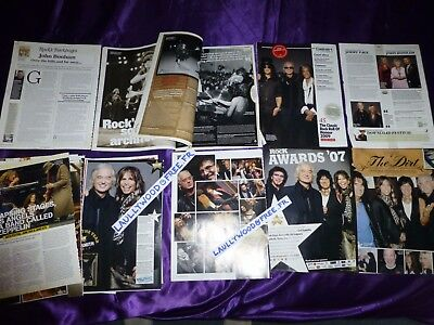 Led Zeppelin 98 Pages D'articles De Presse UK... Avec Beaucoup De Photos