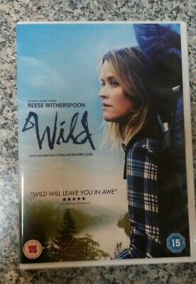 Wild - Region 2 DVD Reese Witherspoon