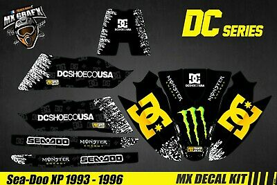 Kit Déco pour / Decal Kit for Jet Ski Sea-Doo XP  - DC