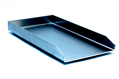 Stainless Steel Plancha/Grill Plate for Weber Genesis II 480 x 290 x 4mm
