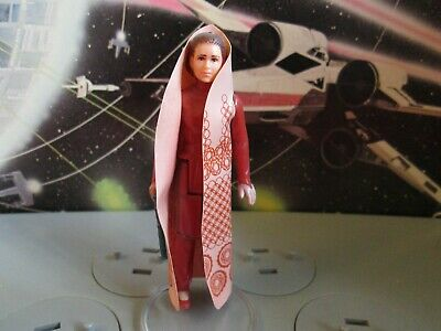 Vintage Star Wars Leia Bespin POCH/PBP original complete accesories own of figur