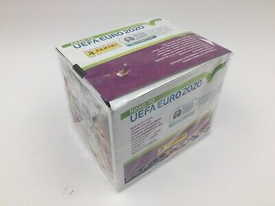 Road To Uefa Euro 2020 - 1 Caja Box Sellada Sealed - Stickers Cromos Panini