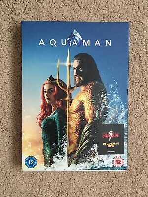BRAND NEW & Sealed AQUAMAN DVD