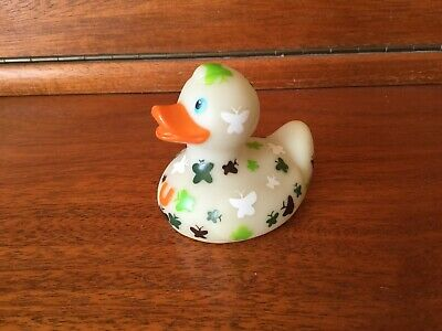 BUD Collectable MINI Rubber Duck - BUTTERFLY (2007)