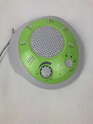 MyBaby by Homemedics MYB-S200A Sound Generator with Timer Sleep Aid Whitenoise