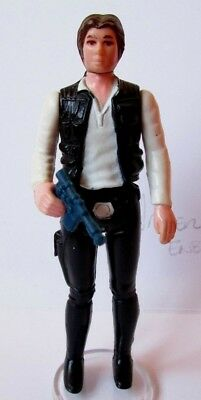 Vintage Star Wars Han Solo Head little, complete, orig. Kenner, Exc. Cond