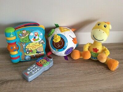 Other Toys For Baby Baby Toddler Activity Toy Bundle Joblot Musical Sensory Play Toys Vgc