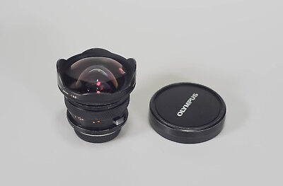 Olympus OM-System ZUIKO SHIFT 24mm f/3.5 Perspective Control Lens O1