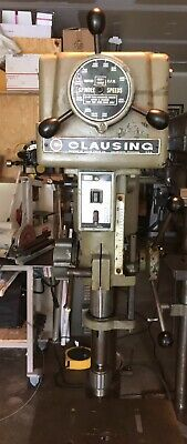 Clausing 15-Inch Variable Speed Drill Press