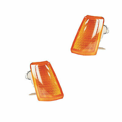 2 Clignotant Orange Peugeot 205 1 2 1 02/1983-06/1990 Conducteur + Passager