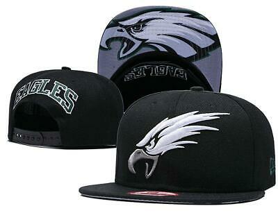 db0445e3 PHILADELPHIA EAGLES CAP Hat Embroidered Game Philly Men Adjustable ...