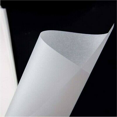 A4 Tracing Paper 95Gsm Translucent Paper Ideal For Art,Craft,Copying Qty 10