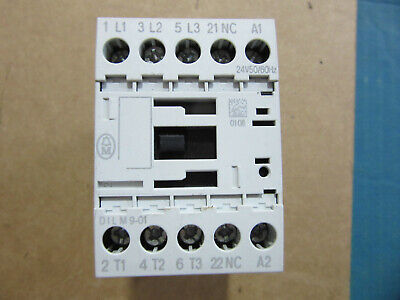 Moeller DILM9-01 Contactor DILM(C)9 Coil 24V NEW!!! with Free Shipping