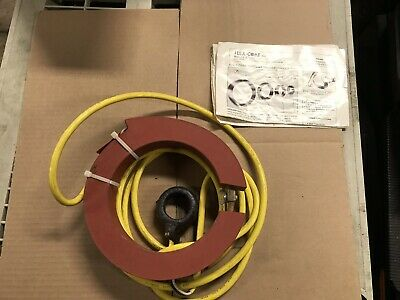 FLEX-CORE CURRENT TRANSFORMER Flexible SPLIT CORE 2000/200 Amp Amps