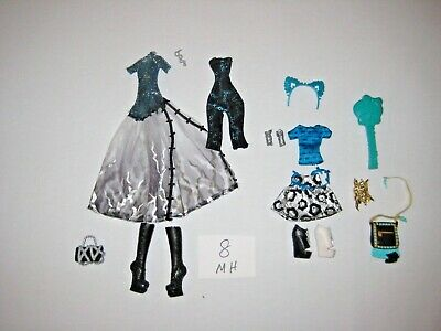 Monster High Doll Clothes, accessories & shoes lot