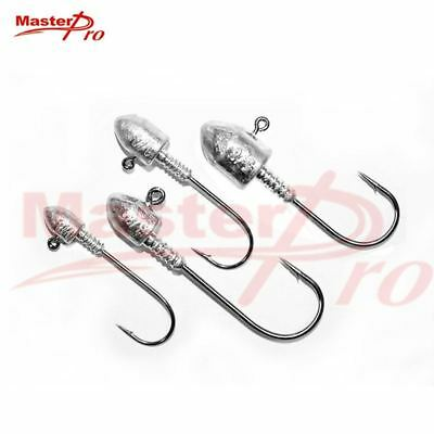 20 Pcs Jig Heads High Chemically Sharpened Hooks, Special Offer