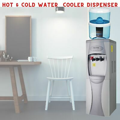 Neutek Water Cooler 20L Bottle Dispenser Filter Purifier Hot Cold Awesome Stand