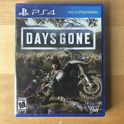 Days Gone PlayStation PS4 Video Game Brand New