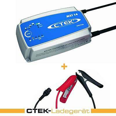 Ctek Battery Charger MXT14 24V 14A Truck Bus 8 Levels Charger Charger