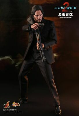 Hot Toys John Wick: Chapter 2 Movie Masterpiece 1/6 scale Figure MMS504