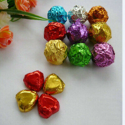 Chocolate Candy Foil Wrappers Check Paper for Wedding Gift Party Wrapping Paper
