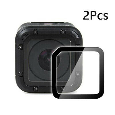 9H 0.3MM Tempered Glass Lens Protective Film For Gopro Hero 4/5 Session Camera
