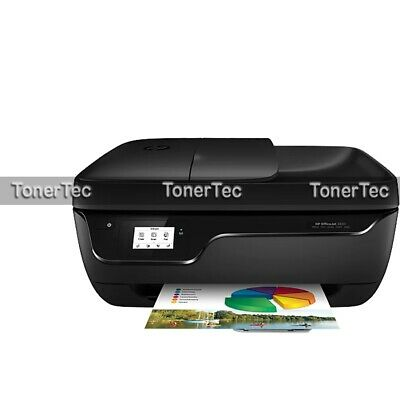 HP OfficeJet 3830 4-in-1 Wireless Inkjet Printer+FAX+ADF+Mobile Print+AirPrint