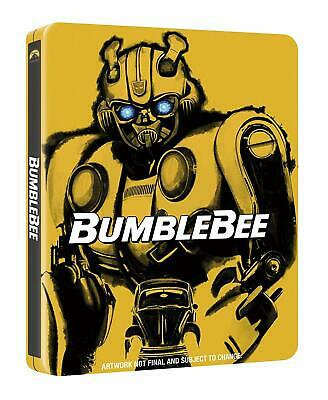 Bumblebee (Blu-ray Steelbook) EMBOSSED BRAND NEW