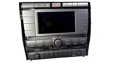 3D0 035 007 NAVI VW PHAETON ZAW Radio Head-Unit Reparatur. Repair Service