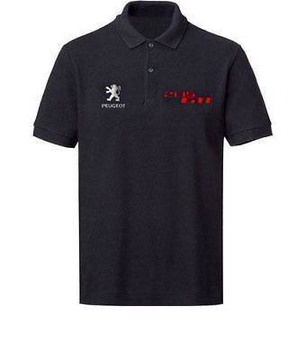 Peugeot 205GTi quality polo shirt