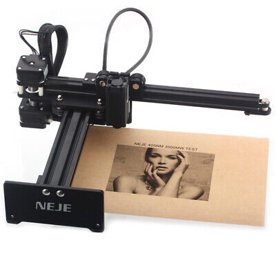 NEJE MASTER 3500mW Safe Support Different Files Laser Engraving Cutting Machine