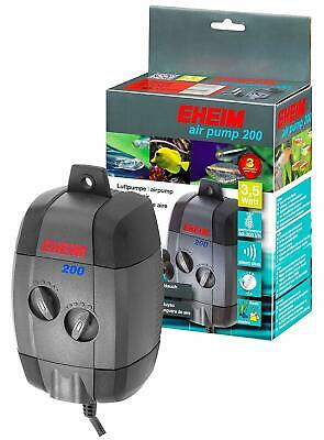 Eheim 200 Air Pump - Twin Adjustable Output - Tank / Aquarium