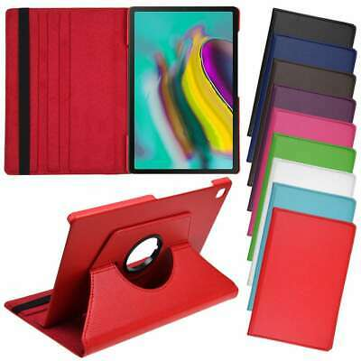 """Leather Stand Cover Case For Samsung Galaxy Tab A 10.1""""  SM-T510/T515 T720 T725"""