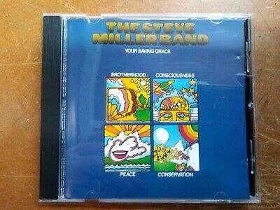 Steve Miller Band - Your Saving Grace - Steve Miller Band CD album rare