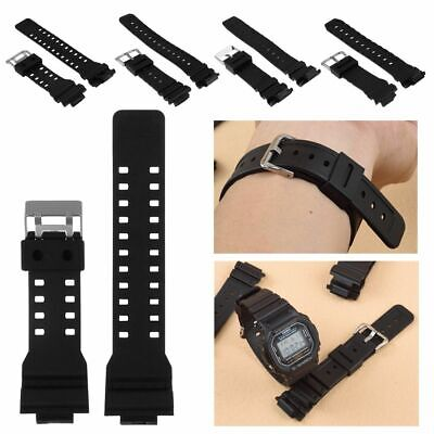 Silicone Bracelet Watch Strap Band For Casio G-Shock G-8900 9052 5600 6900