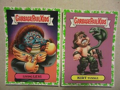 GARBAGE PAIL KIDS, John Carpenter, They Live, Kurt Russell, Escape From New York