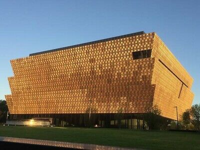 Christmas Dec NMAAHC National Museum of African American History Culture Tix