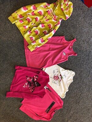Bundle Girls Designer Clothes Age 5-6 Years Vgc Dkny Okaidi Elsy Next
