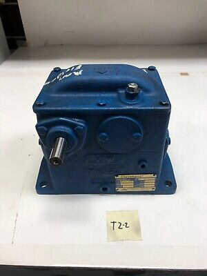 Cleveland Gear 225Dw2 Gear Reducer 5/8In 1In 10000:1